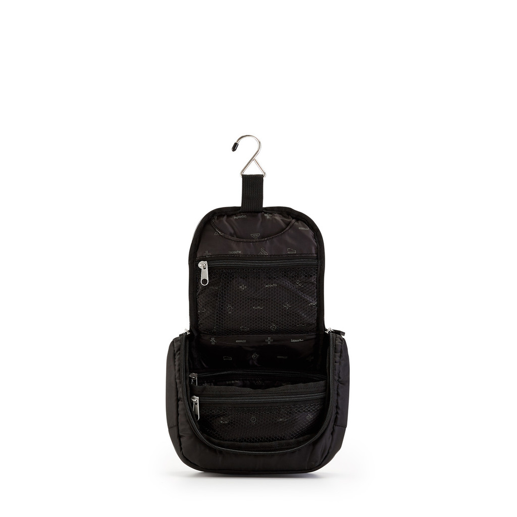toiletry organiser (small) black