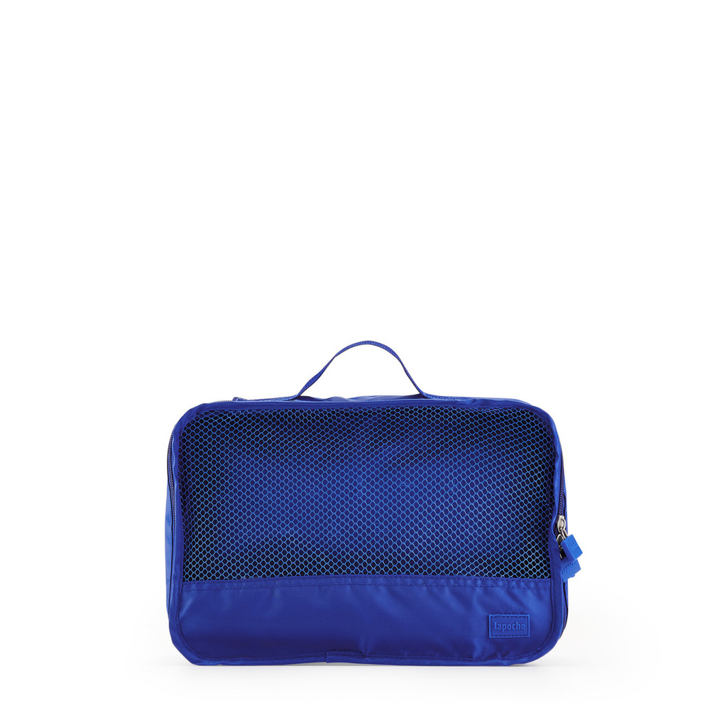 garment cube (small) blue