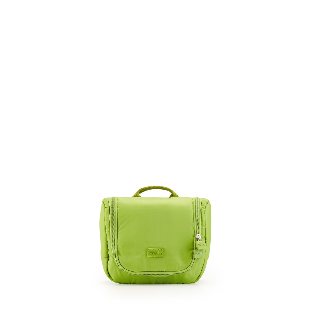 toiletry organiser (small) green