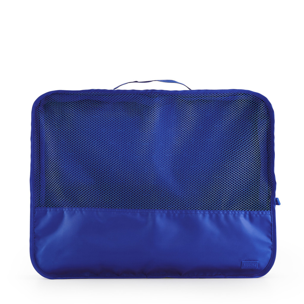 luggage organiser (large) blue