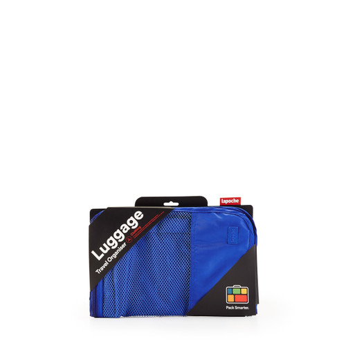 luggage organiser (medium) blue