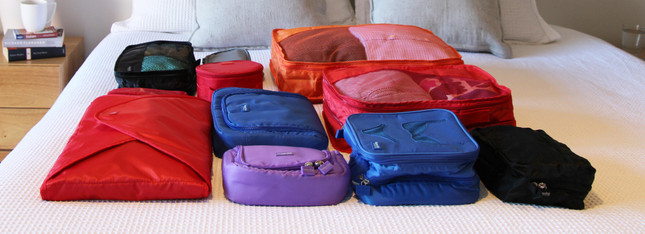 Packing cells: the packing tip that changed my luggage - and my life