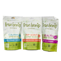 True Hemp Chews-Hip & Joint Supplement For Dogs