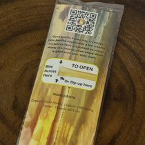 Irie Hemp-Hemp Honey Sticks (5 Pack 50mg-10mg/ea)