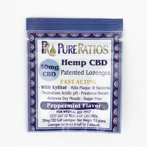 Pure Ratios-Hemp Lozenge (50MG CBD)
