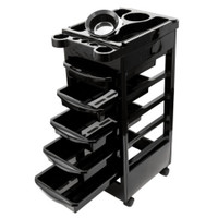 Salon SPA Trolley Storage Cart Coloring Beauty Salon