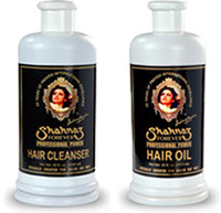 Shahnaz Professional Hair Care Kit