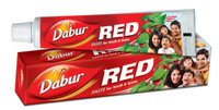 Dabur Red Paste for Teeth and Gums 200g