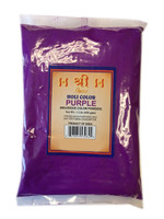 Holi Color Powder Purple Colour Festival Colors (1lb)
