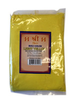 Holi Color Powder Yellow Colour Festival Colors (1lb)