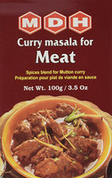 MDH Meat Curry Masala(3.5oz.,100g)