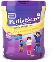 PediaSure Nutritional Drink Powder - Vanilla Delight Flavour  400g