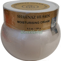 180g Salon Size Shahnaz Husain Gold Moisturizing Cream