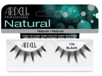 Ardell Natural 134 Black Lashes #65009