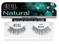 Ardell Natural 117 Black Lashes #65005