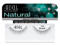 Ardell Natural 110 Black Lashes #65004