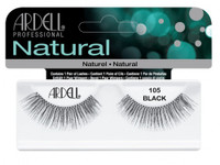 Ardell Natural 105 Black Lashes #65002