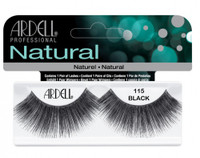Ardell Natural 115 Black Lashes #61510