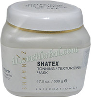 Shatex Salon Size Herbal Face pack Mask
