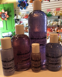 purple gel