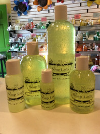 Green Clover and Aloe Shower Gel