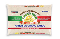 02560	LONG GRAIN RICE	LUCKY 4/10 LBS