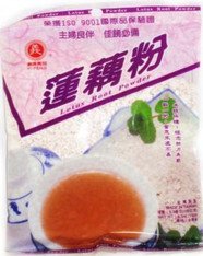 05181	LOTUS ROOT POWDER	YI FENG 12/200 GM