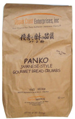 05471	BREAD CRUMB PANKO	MRS FRIDAY'S 20LB