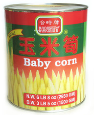 11544	BABY CORN 200 UP	HUNSTY 6/1500 GM