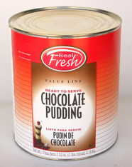 12030	CHOCOLATE PUDDING	REAL FRESH(DELUXE) 6/A10
