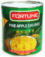 12324	PINEAPPLE CHUNKS H S	FORTUNE 6/A10