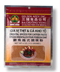 21336	ORIENTAL SPICES FOR CATFISH	GOLDEN BELL #308 50/4 OZ
