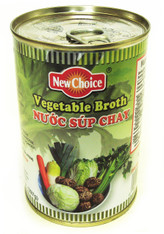 21986	VEGETABLE BROTH	NEW CHOICE 12/14 OZ