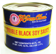 23130	DOUBLE BLACK SOY SAUCE	KC 6/60 FL