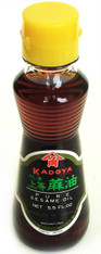 24406	SESAME OIL	KADOYA 24/5.5 OZ