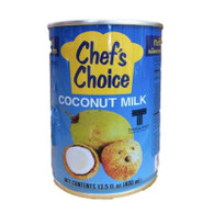 24530	COCONUT MILK	CHEF CHOICE 24/13.5 OZ