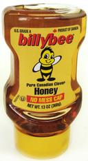 24657HONEY UPSIDE DOWN WHITEBILLY BEE 6/13 OZ