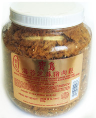 31060	LARGE PORK SUNG SEAWEED	FORMOSA 12/20 OZ