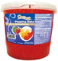32249	POPPING BOBA STRAWBERRY	O TEH TEH 4/3.2 KGS