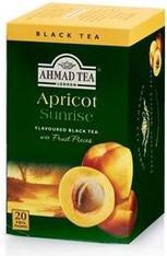 33231AHMAD TEA APRICOTAHMAD #953 6/20 CT FOIL BAGS