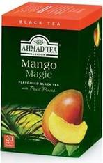 33235AHMAD TEA MANGOAHMAD #698 6/20 CT FOIL BAGS