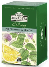 33241	AHMAD TEA PEPPERMINT & LEMON	AHMAD #002 6/20 CT FOIL