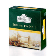 33252	AHMAD ENGLISH NO.1 100 TEABAG	AHMAD #598 24/100CT TAG