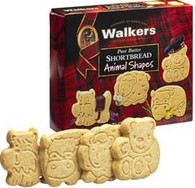 43328	ANIMAL SHAPES SHORTBREAD	WALKERS #1570 12/6.2 OZ