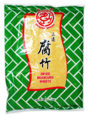 71054	DRIED BEANCURD SHEET	DRAGON 50/6 OZ