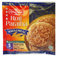 91327	ROTI PARATHA WHOLE MEAL	SPRING HOME 24/5 PC