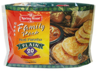91329	ROTI PRATA PLAIN	SPRING HOME 6/20 PCS