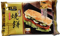 91591	OVEN BAKED FLAT BREAD SESAME	LITTLE ALLEY 10/540G (6P