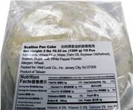 91600SCALLION PAN CAKEHUNSTY 10/10 PC