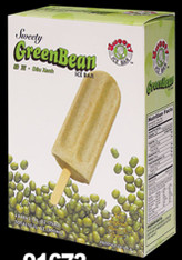 91673	ICE BAR MUNG BEAN	SWEETY 12/4 PC